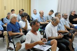 El Consell solicita acudir a la reunión con los clubes de la isla