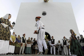 Fiesta por todo lo alto en Sant Agustí