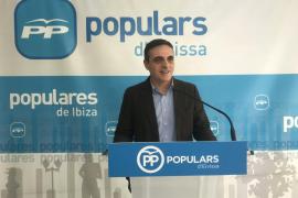 El PP de Ibiza asegura que cada legislatura de la izquierda es un «despropósito» en la gestión de territorio y urbanismo