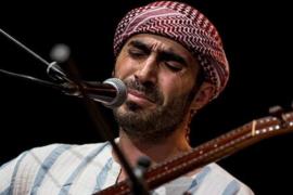 Ashti Abdo regresa hoy con su música kurda y siria a Sant Antoni
