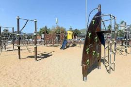 Vila invierte 147.000 euros en reformas del colegio de sa Graduada y un parque infantil