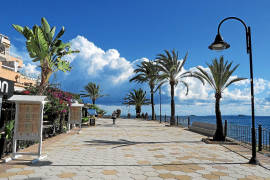 El Consell aportará 865.000 euros a la reforma del paseo de ses Figueretes