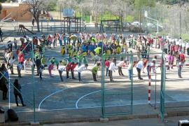 Las obras de la primera fase de ampliación del colegio Sant Carles empezarán a final de año