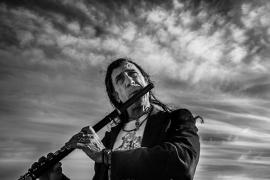 La Banda Municipal de Alcúdia ,Toni Cuenca Trio y Jorge Pardo, en el Alcúdia Jazz