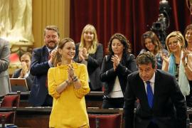 Las elecciones de 2019 marcan el curso político que arranca mañana en el Parlament balear