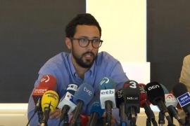 Valtonyc cree que el juez belga aceptará su extradición «solo por el delito de amenazas»
