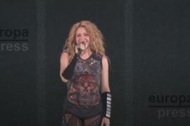 Shakira publica una foto de su hijo Milán y se cobra otra polémica independentista