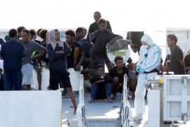 Llegar a Europa, cada vez más peligroso para migrantes y refugiados