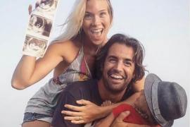 Alex Adrover y Patricia Montero esperan su segundo hijo