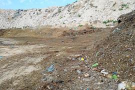 La acumulación de residuos orgánicos en es Cap provoca el malestar de vecinos