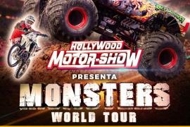 Son Fusteret vive el genuino espectáculo americano del motor con Monsters World Tour