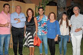 Santi Taura celebra el 15 aniversario de su restaurante en el Palau d'Aiamans