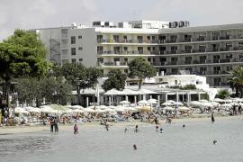 Santa Eulària, el municipio que menos acusa el «bajón» de la temporada turística en la isla