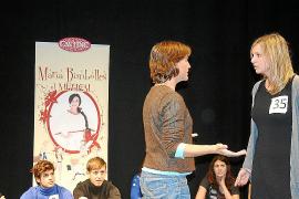 cásting musical Maria Bimbolles