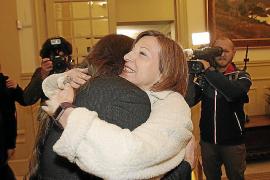 Picornell asegura que solo «saludó» a quienes pedían «libertad de los presos»