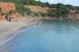 El cadáver hallado en Cala Llenya es el del hombre desaparecido en Santa Eulària
