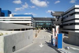 La Cámara da el primer paso para que el aparcamiento de Can Misses sea gratuito