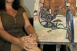 La pintura realista de Cristina Ferrer ilumina Can Berri