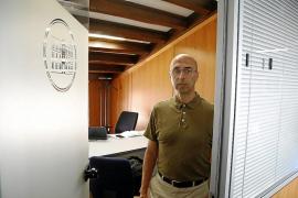 El jefe de la Oficina Anticorrupción Jaume Far