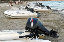 Sant Josep investiga a una empresa que usaría ses Salines como puerto de chárteres «ilegalmente»