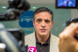 El PP critica la mala gestión del Govern y Consell en la depuración de aguas en Ibiza