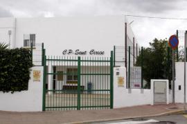 Santa Eulària destina 100.000 euros en obras de mantenimiento de sus colegios