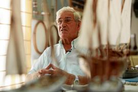 Antonio Molió: «A los ocho años empecé a trabajar de pescador, en aquel tiempo era así»