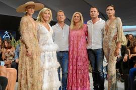 Los diseñadores de Adlib Moda Ibiza triunfan en la Pasarela MOMAD
