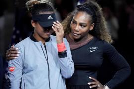 Osaka se lleva el US Open ante una desatinada Serena