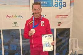 Ángel Blanco, bronce