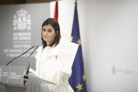 Montón niega irregularidades en la obtención del máster de la URJC