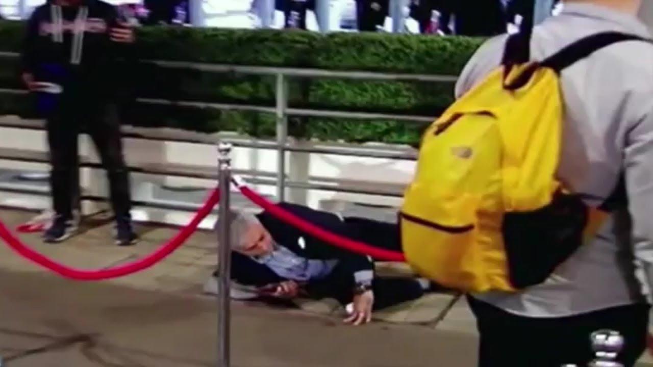 Vídeo | La caída de Mourinho en Wembley