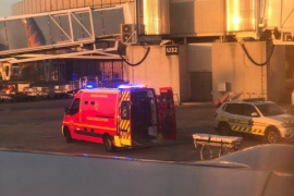 Un vuelo a Ibiza es desviado a Touluse por la muerte de un pasajero