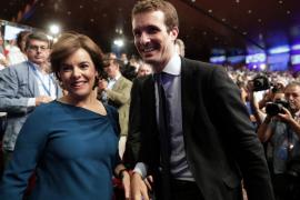 Sáenz de Santamaría deja la política