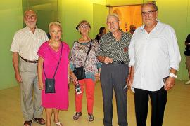 Eduard Felip, Maria Vidal, Sebastiana Arbòs, Bernat Salvà y Pere Morey