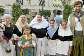 Sa Processó' llena las calles de Santa Margalida