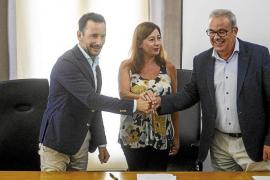 Vila espera terminar la reforma del paseo de ses Figueretes antes de que empiece la temporada turística