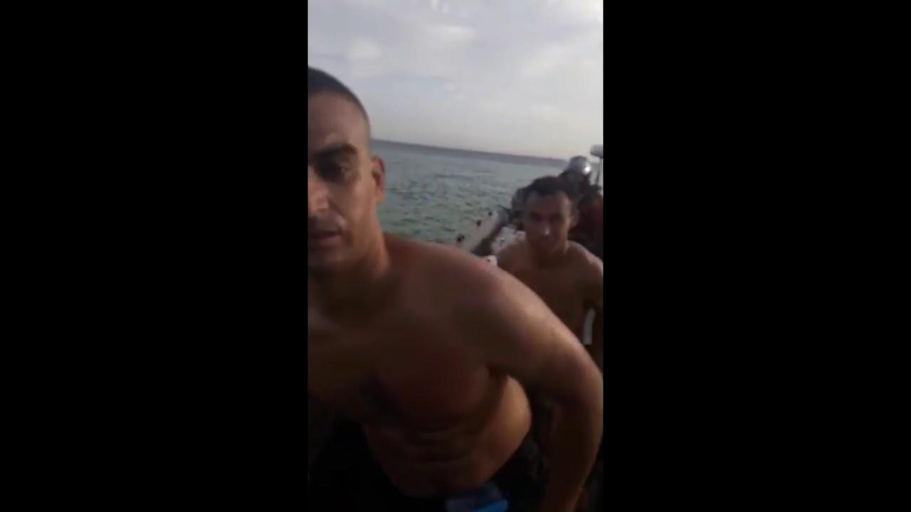 Vídeo | Denuncian que los 'narcos' utilizan sus lanchas en el Estrecho para traficar con inmigrantes