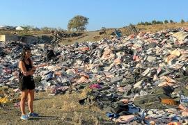 Nuria Moreno: «Cuando ayudas en Lesbos no eres consciente de todo lo que hay allí hasta que no vuelves»