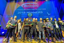 Carl Cox se corona como el rey de la electrónica y una nueva generación se alza en los DJ Awards