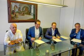 Ports de Balears invertirá 1,2 millones de euros en la mejora del puerto de Sant Antoni