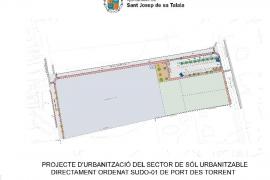 Adjudicadas las obras de urbanización del CEIP ses Planes por 327.221 euros