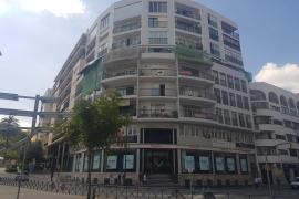 Cazan 'in fraganti' a un ladrón que había trepado por la fachada de un edificio de Ibiza
