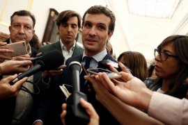 El PP confirma que Casado solo enseñará sus trabajos de máster si se lo pide la Justicia