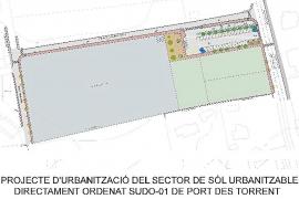 Sant Josep prevé que las obras de urbanización de la escuela de ses Planes duren tres meses