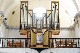 La iglesia de Sant Josep y su joya única en el mundo