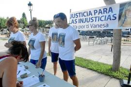 La familia de Vanessa Patricio consigue 15.000 firmas y agradece la implicación de la sociedad pitiusa