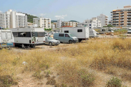 Vivir en caravanas por el precio de la vivienda