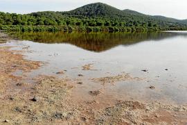 Los vertidos de aguas fecales también han afectado a los estanques de Sal Rossa