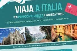 Periódico de Ibiza y Formentera junto con Viajes Maribiza, te acercan una experiencia inolvidable